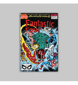 Fantastic Four Annual 22 1989