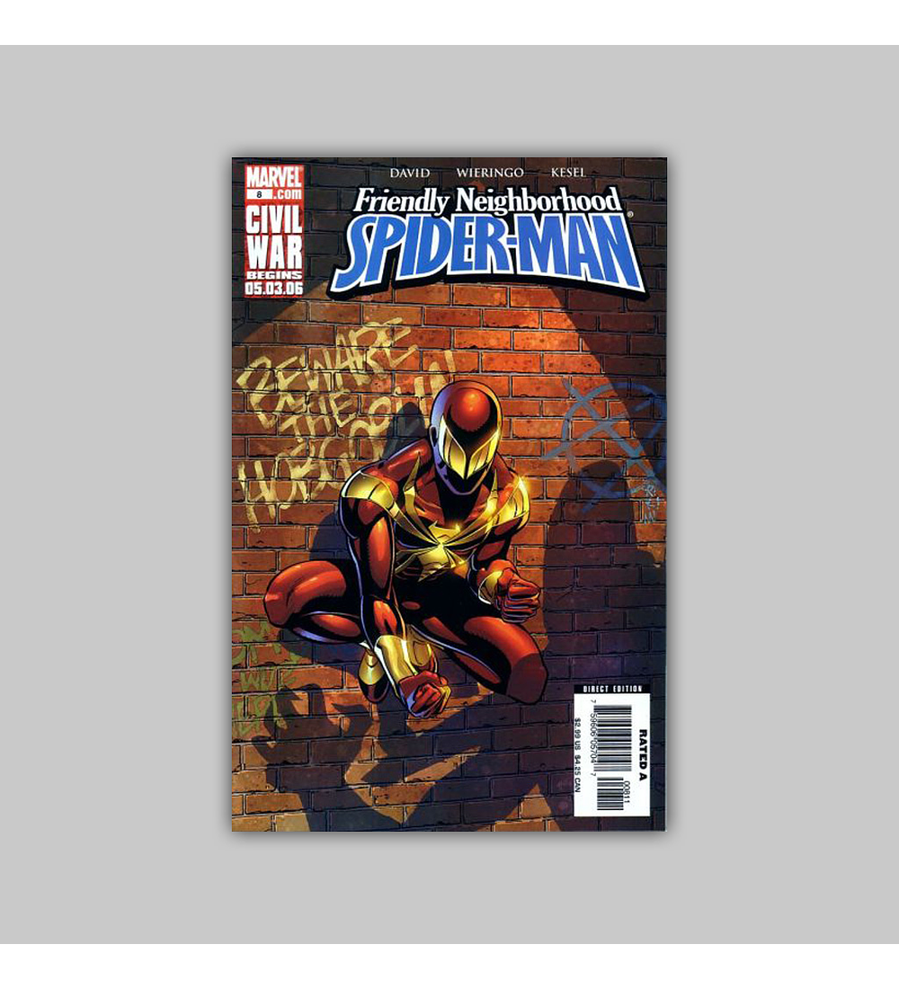 Friendly Neighborhood Spider-Man 8 2006