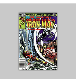 Iron Man 161 VF/NM (9.0) 1982