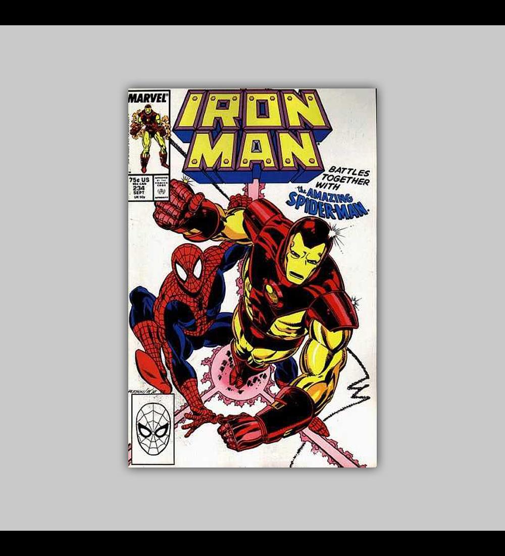 Iron Man 234 1988