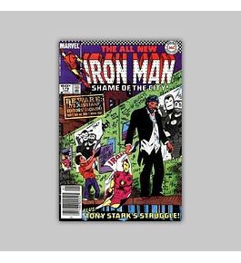 Iron Man 178 NM (9.4) 1984