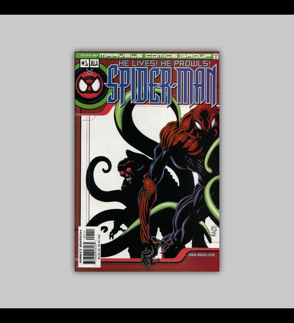 Marvel Comics: Spider-Man 1 2000