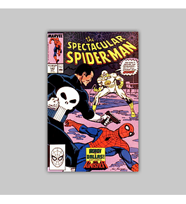 Spectacular Spider-Man 143 1988