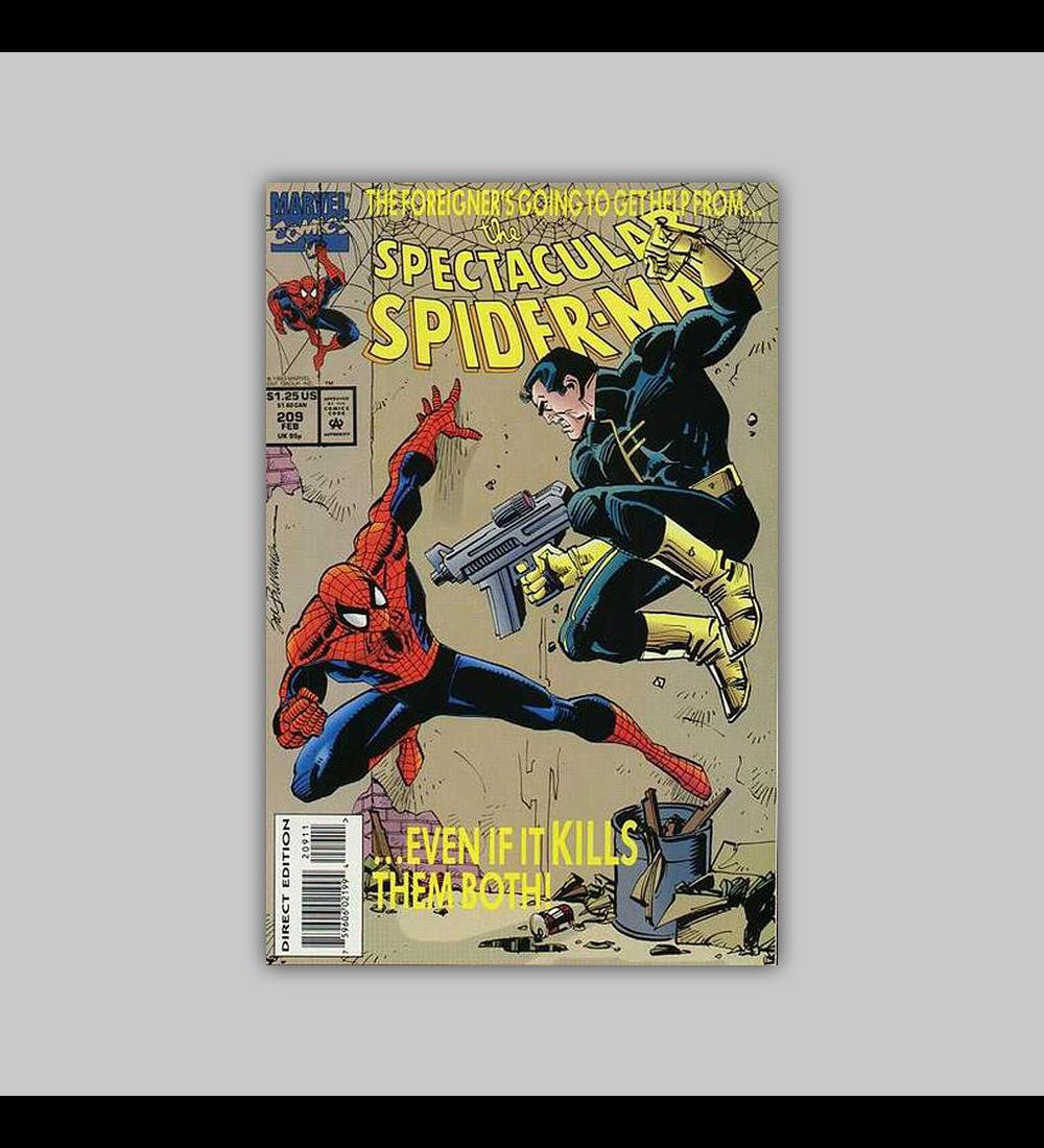 Spectacular Spider-Man 209 1994