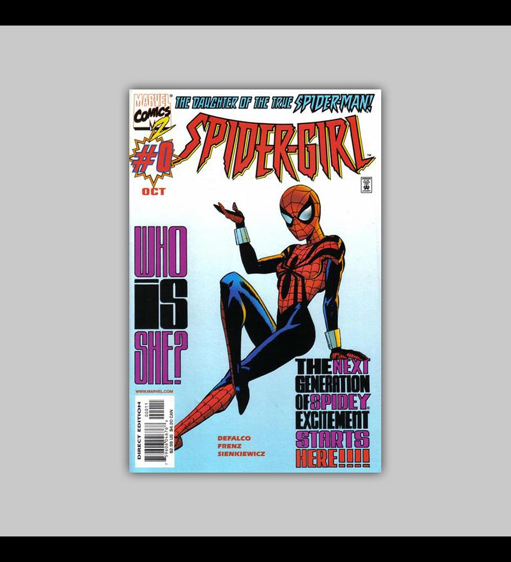 Spider-Girl 0 1998