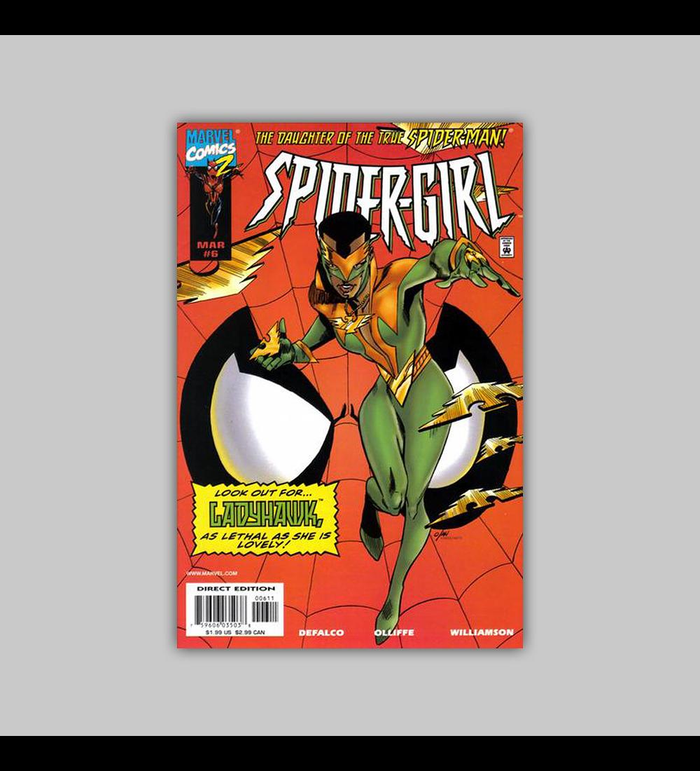Spider-Girl 6 1999