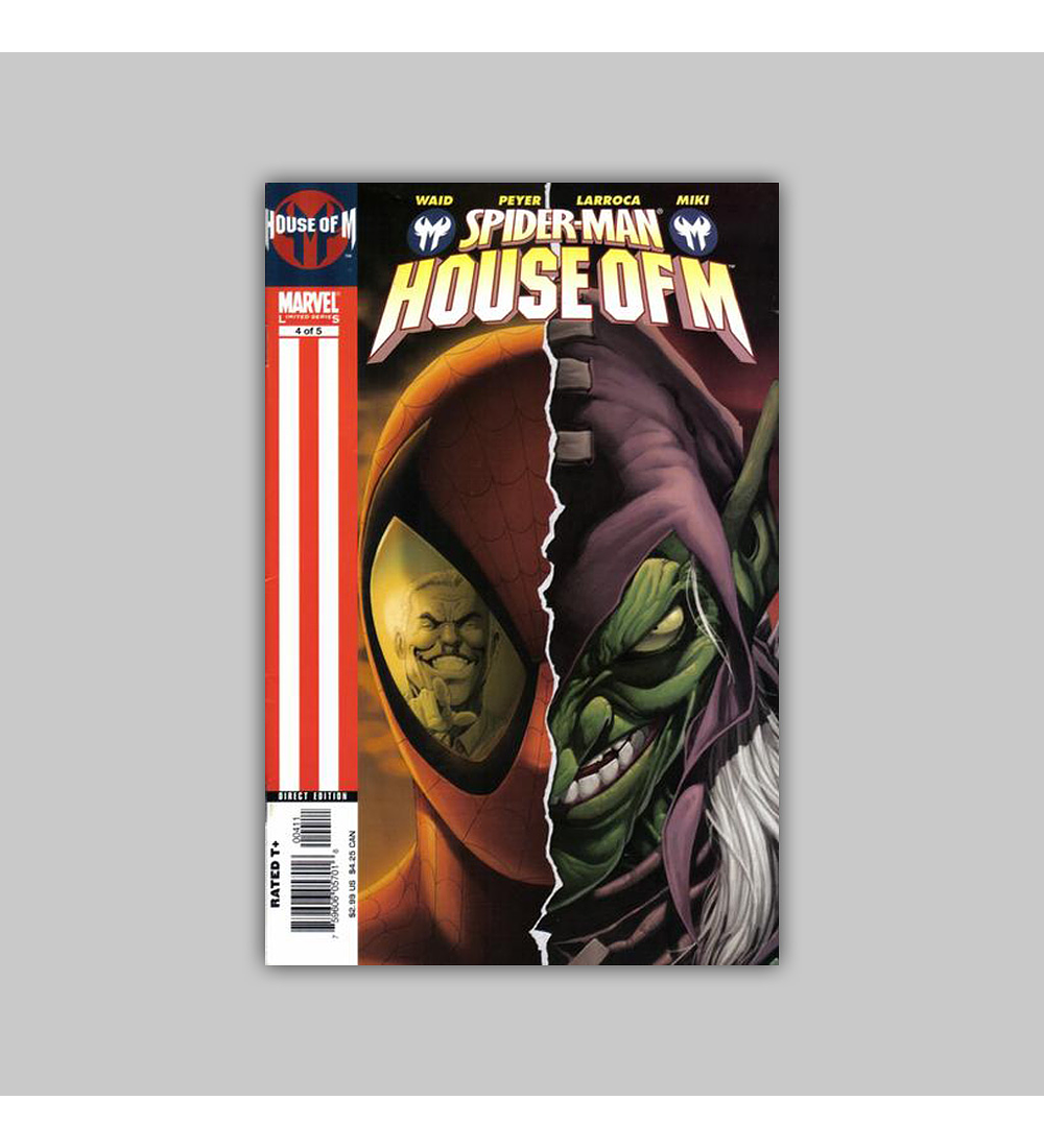 Spider-Man: House of M 4 2005