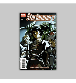 Starjammers 6 2005