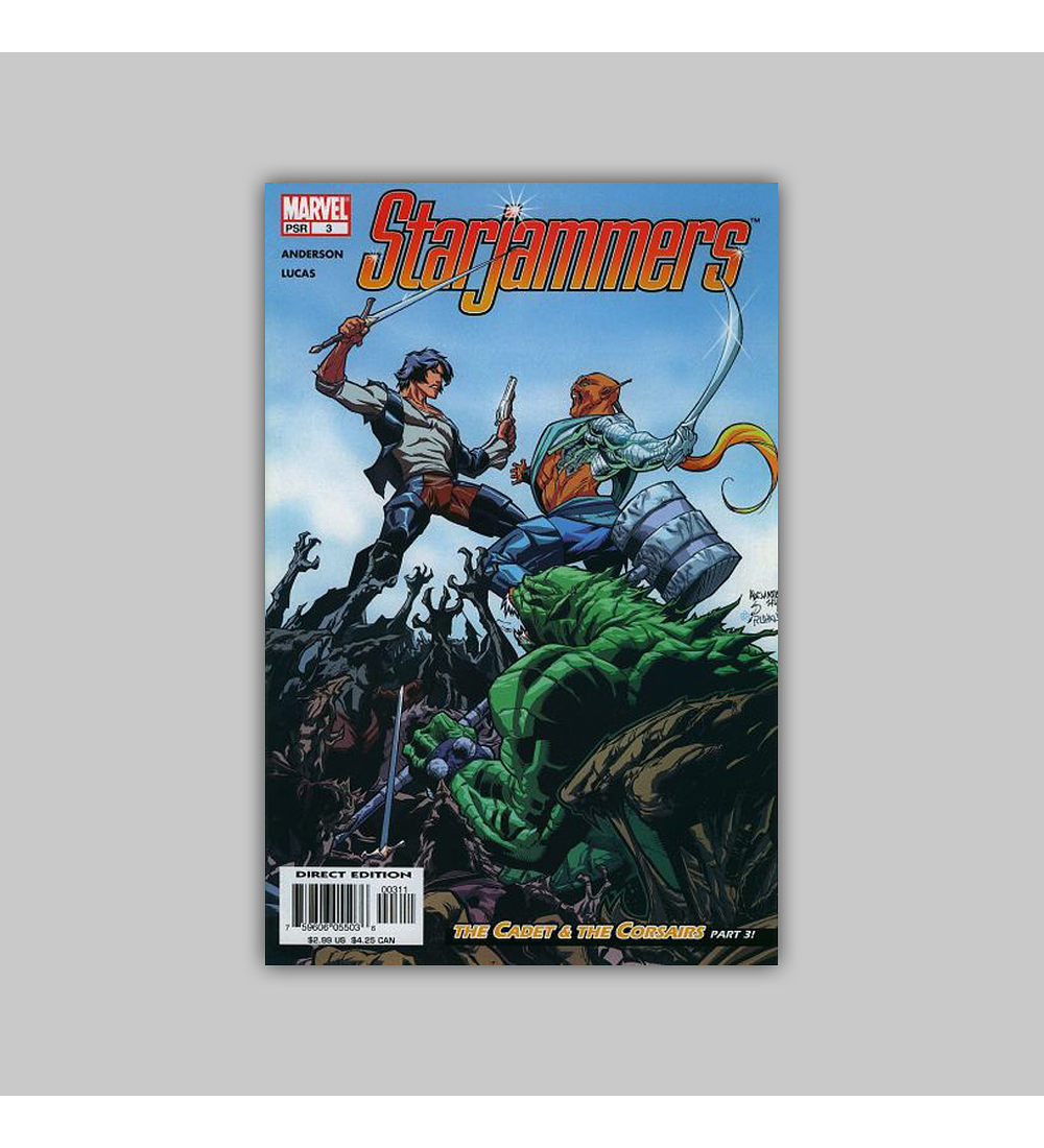 Starjammers 3 2004