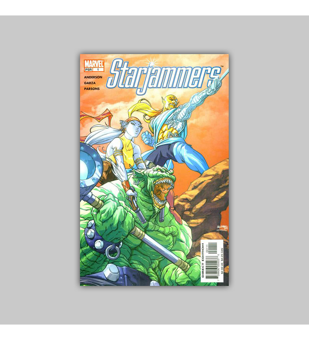 Starjammers 1 2004