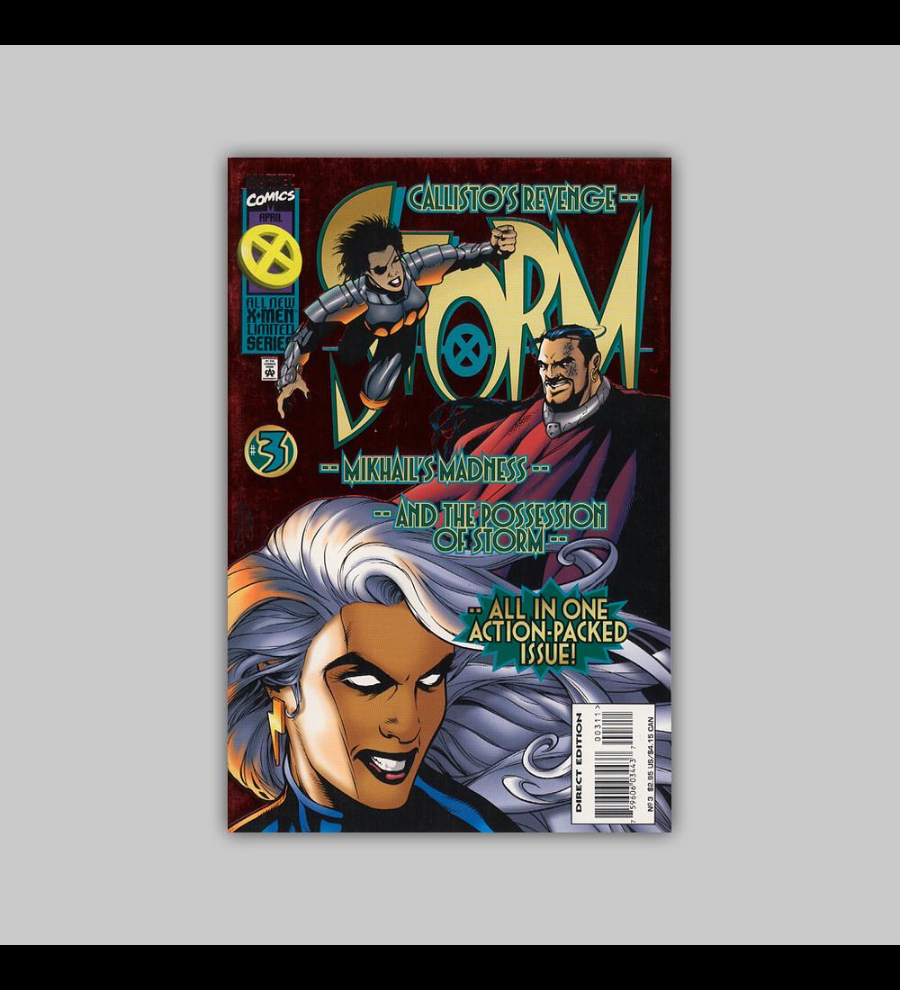 Storm 3 Foil 1996