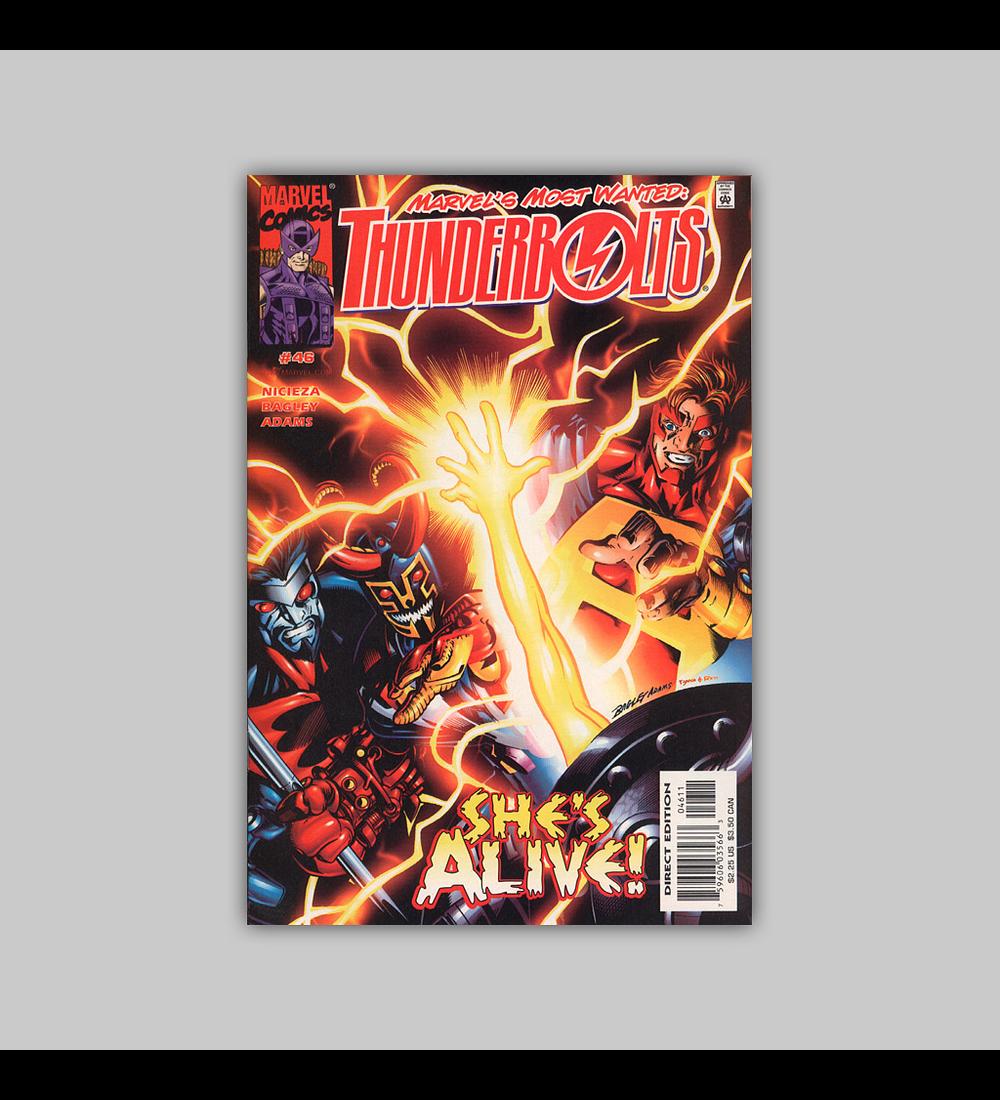 Thunderbolts 46 2001