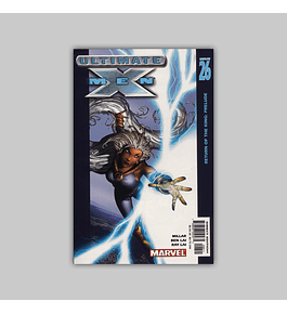 Ultimate X-Men 26 2003