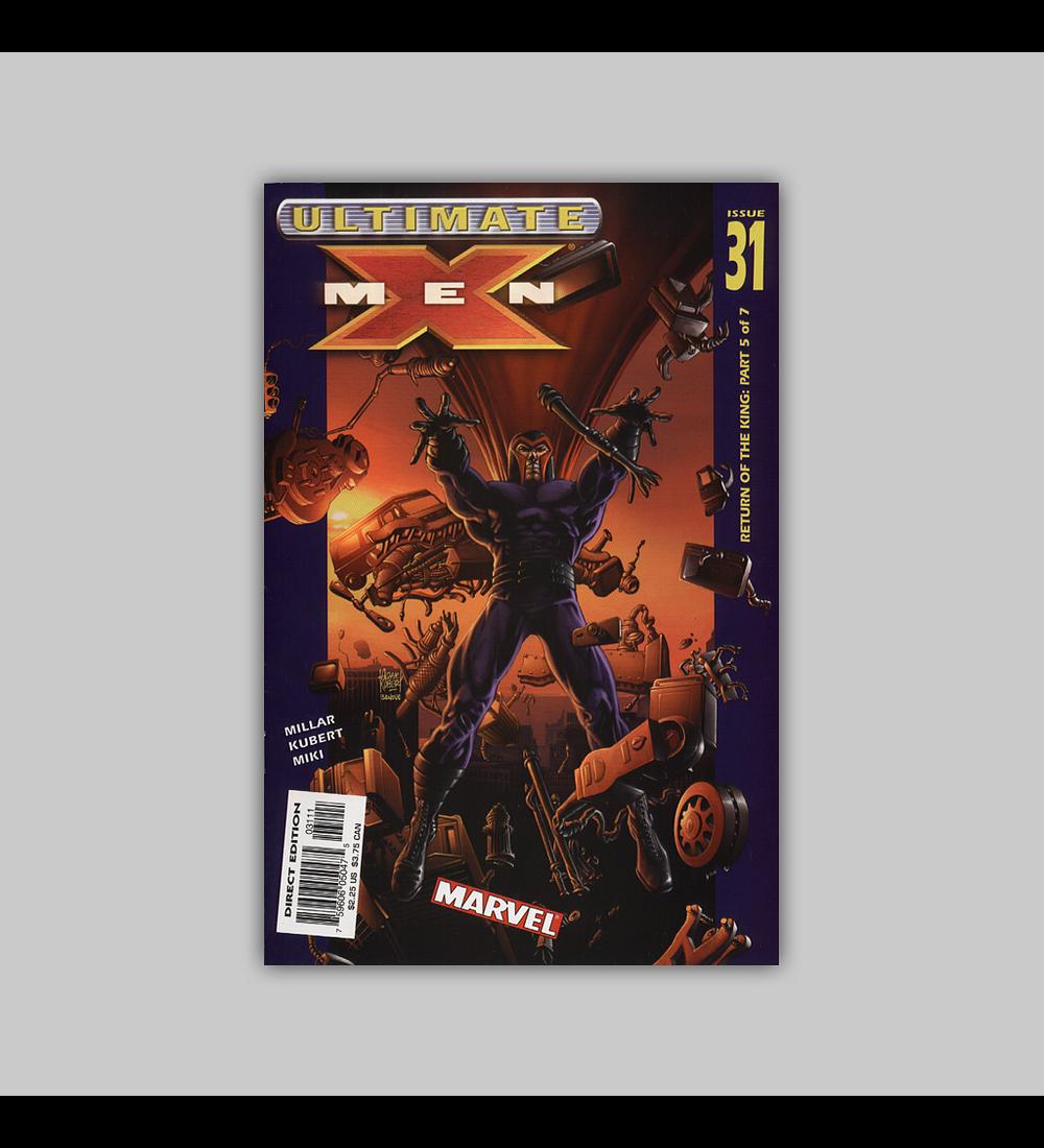 Ultimate X-Men 31 2003
