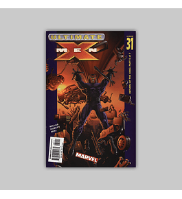 Ultimate X-Men 31 2003