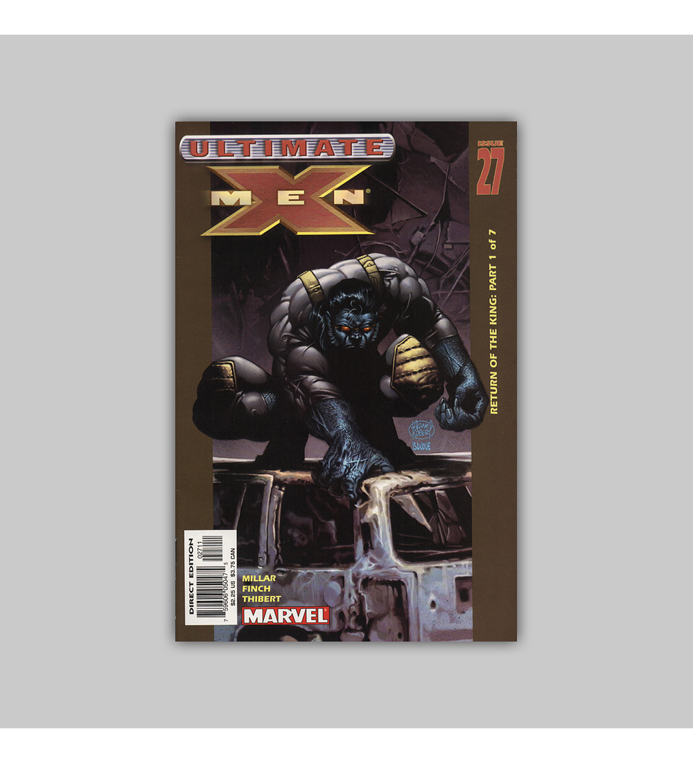 Ultimate X-Men 27 2003