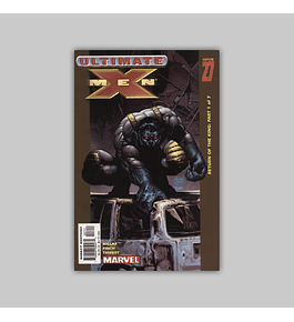Ultimate X-Men 27 2003