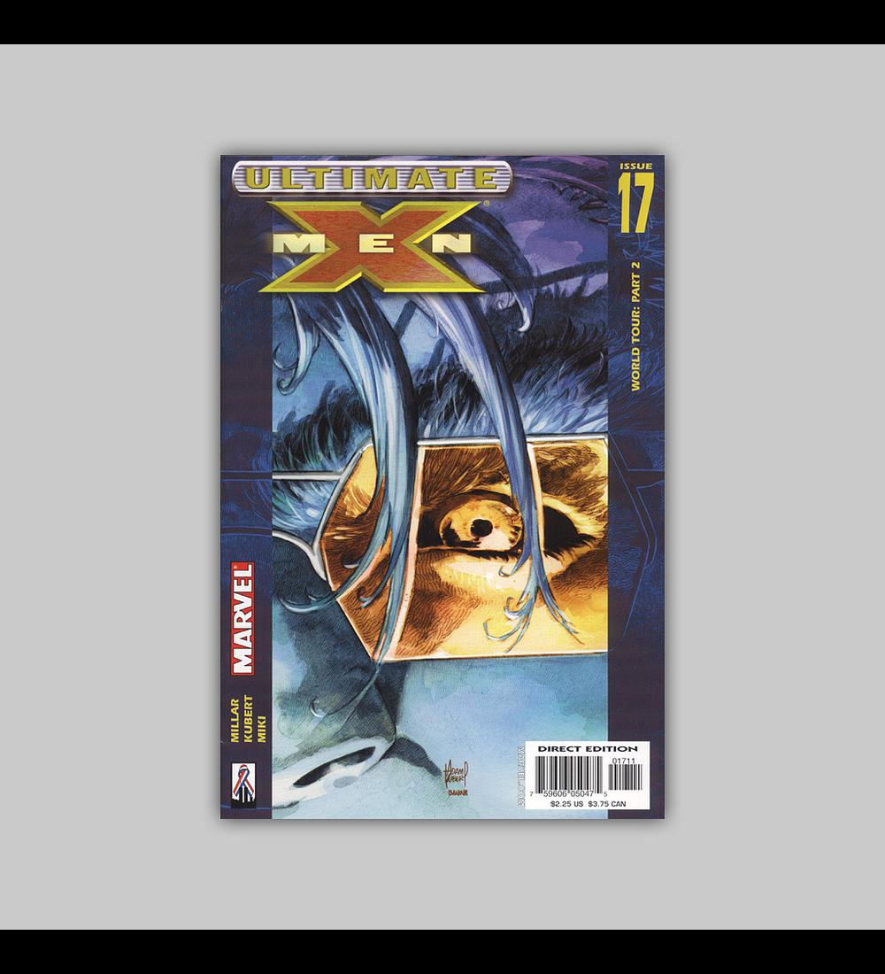 Ultimate X-Men 17 2002
