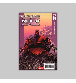 Ultimate X-Men 62 2005