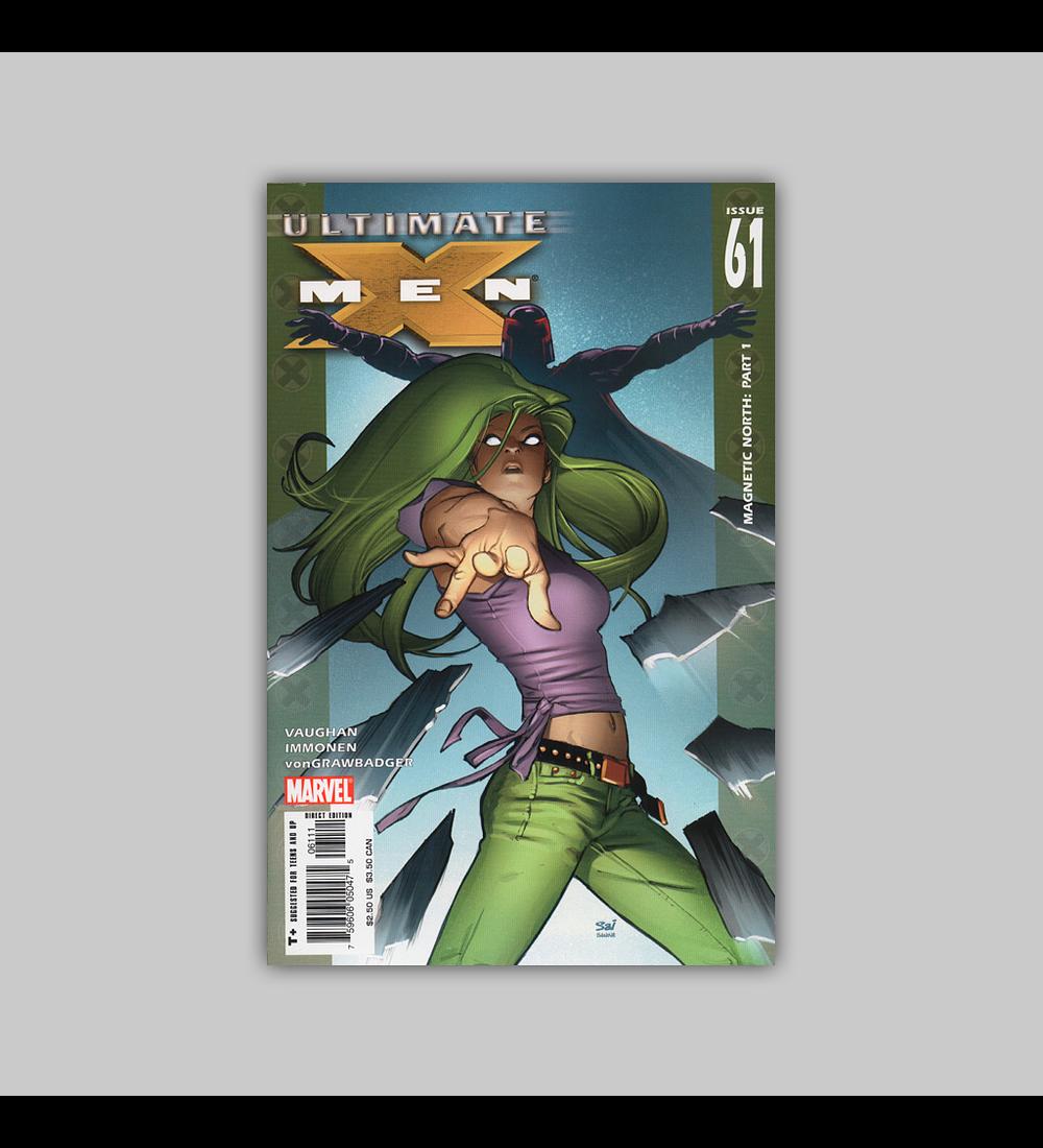 Ultimate X-Men 61 2005