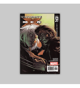 Ultimate X-Men 59 2005