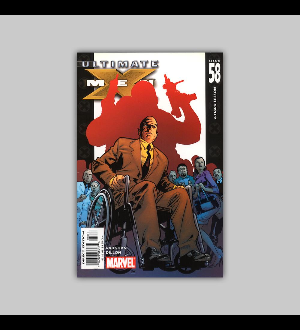 Ultimate X-Men 58 2005