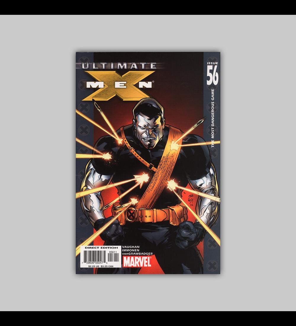 Ultimate X-Men 56 2005
