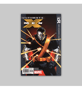 Ultimate X-Men 56 2005