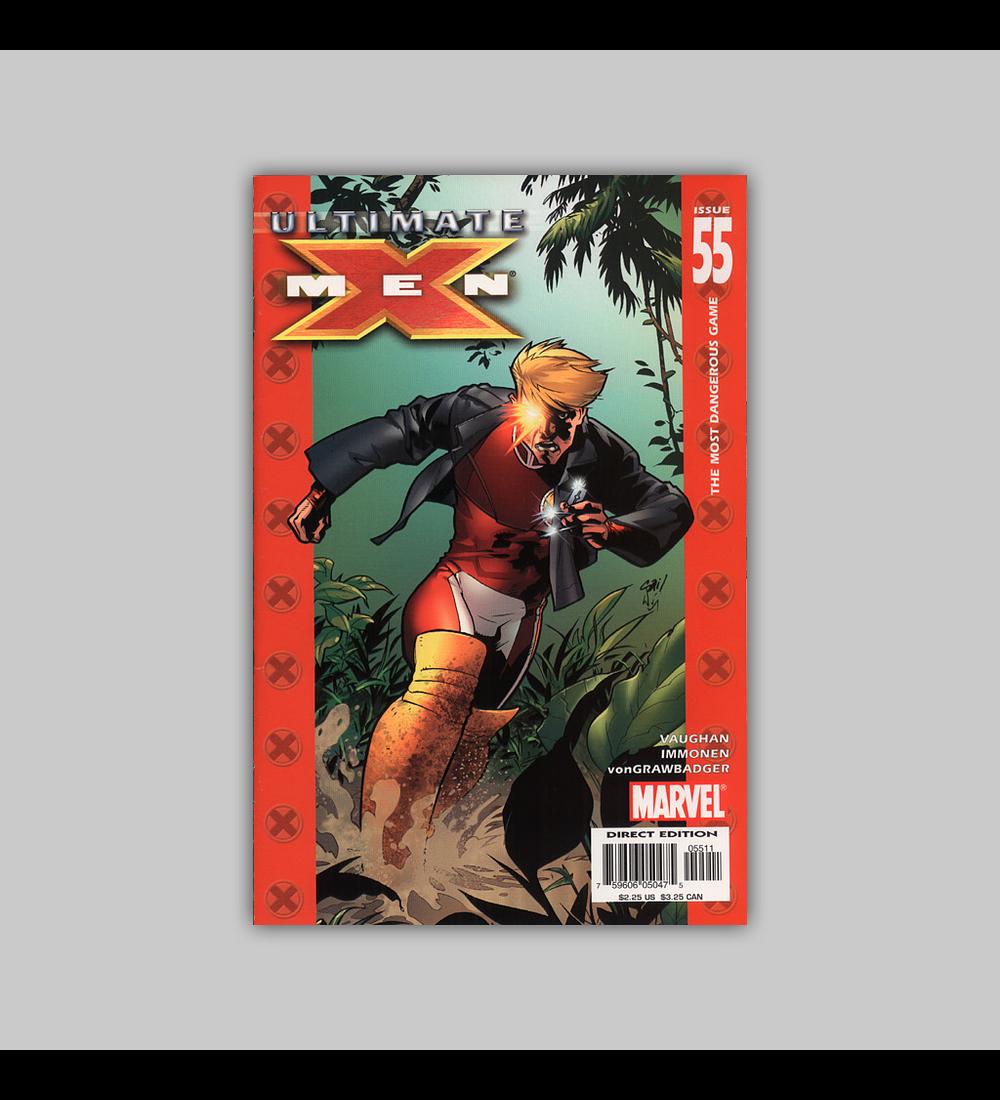 Ultimate X-Men 55 2005
