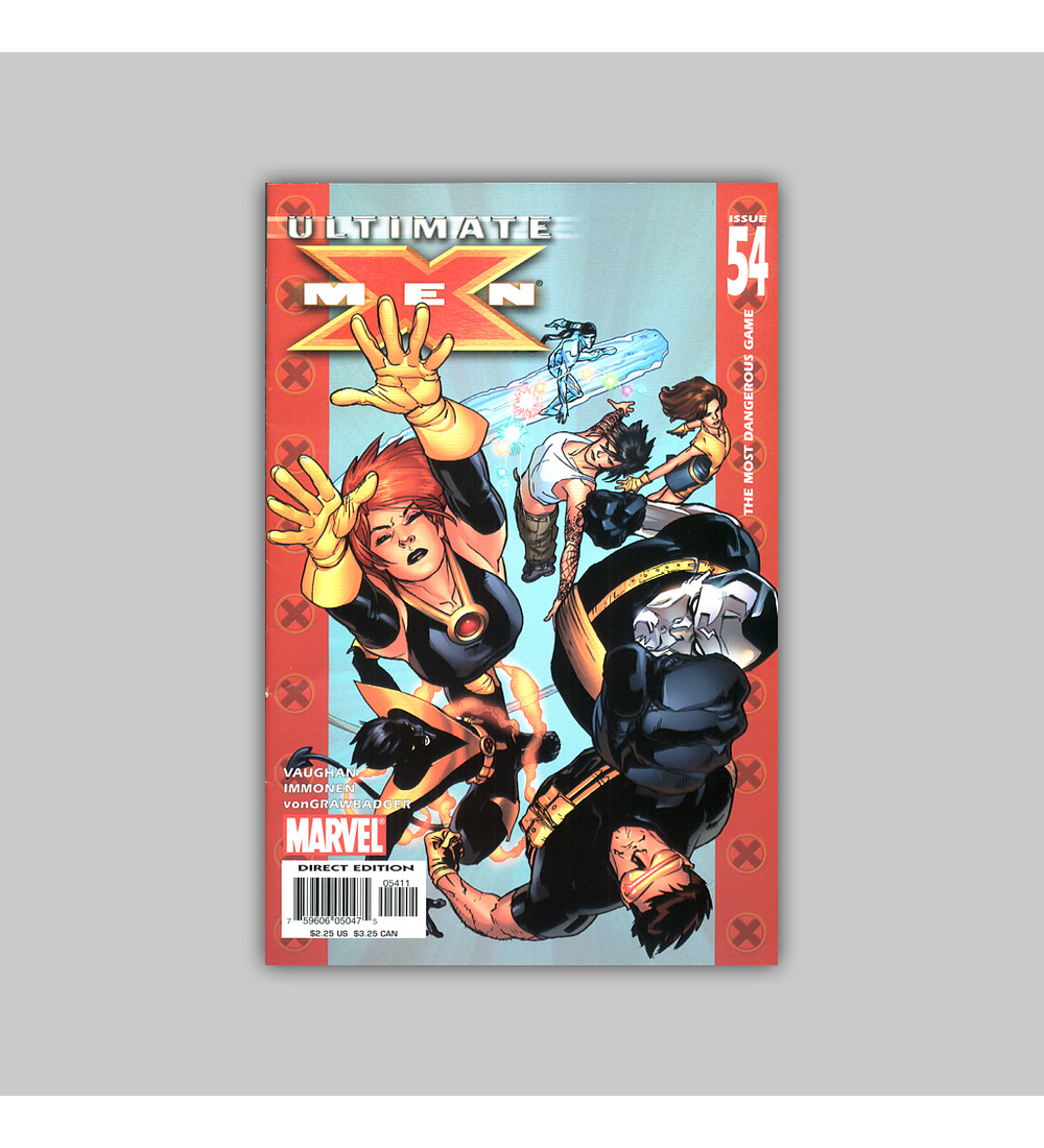 Ultimate X-Men 54 2005