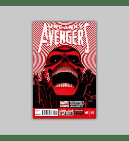 Uncanny Avengers 2 2013