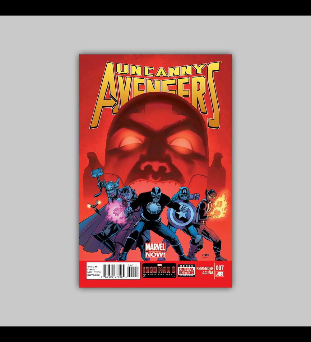 Uncanny Avengers 7 2013