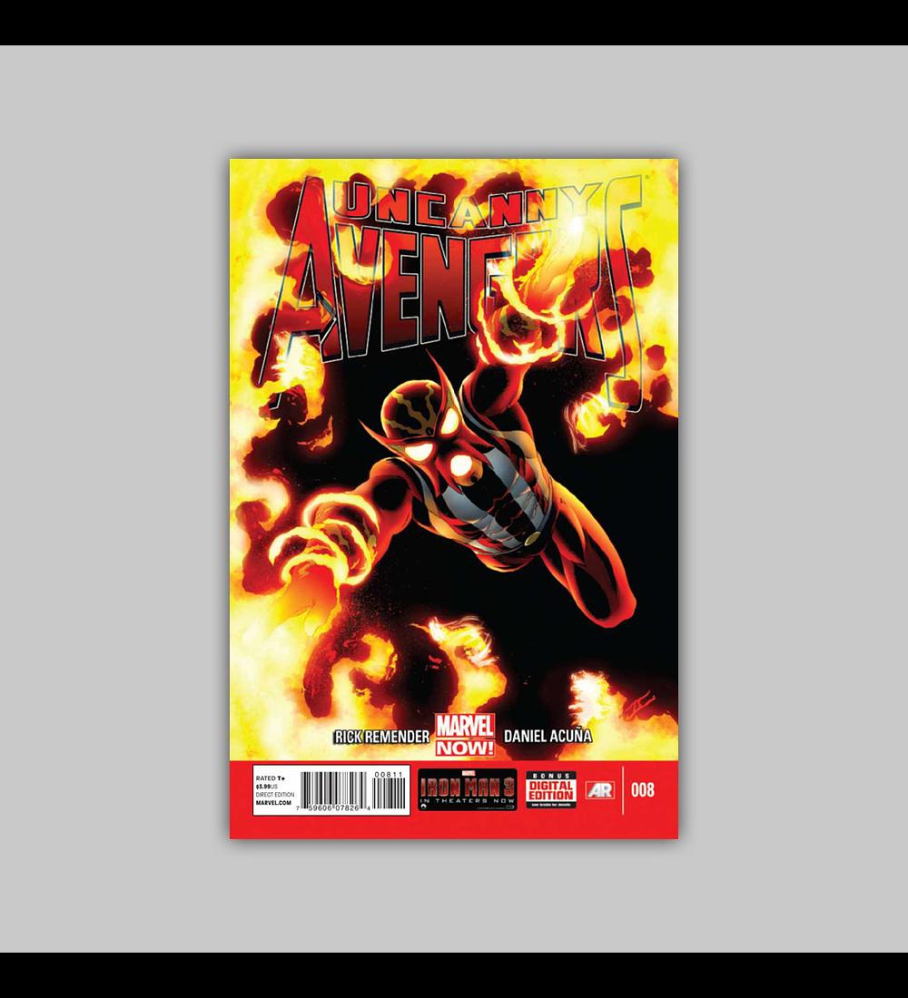 Uncanny Avengers 8 2013