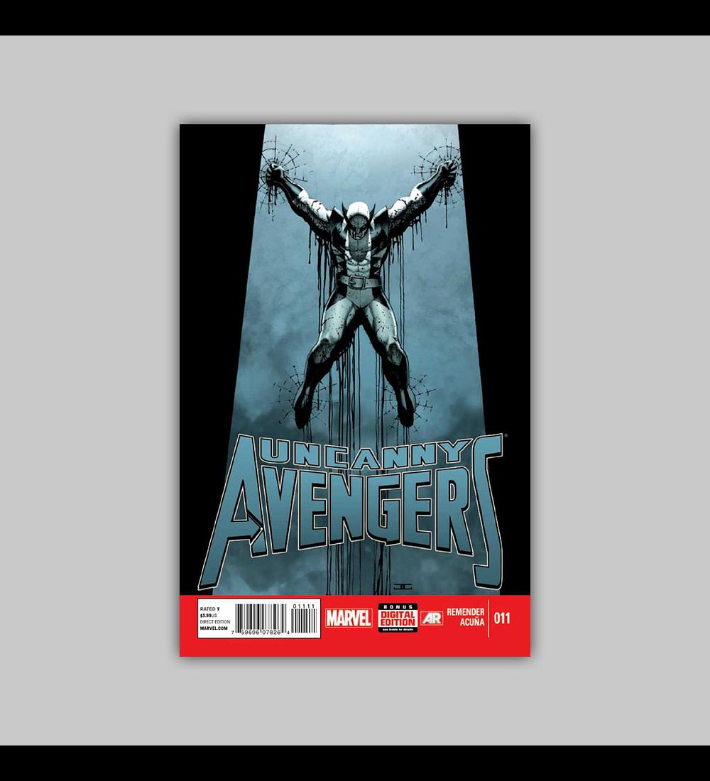 Uncanny Avengers 11 2013