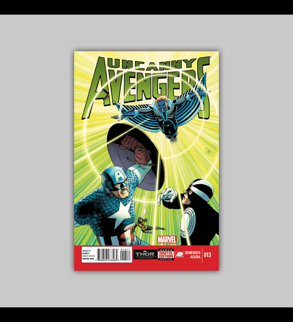 Uncanny Avengers 13 2013