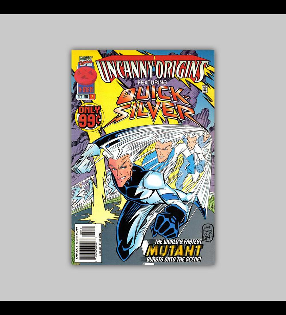 Uncanny Origins 2 1996