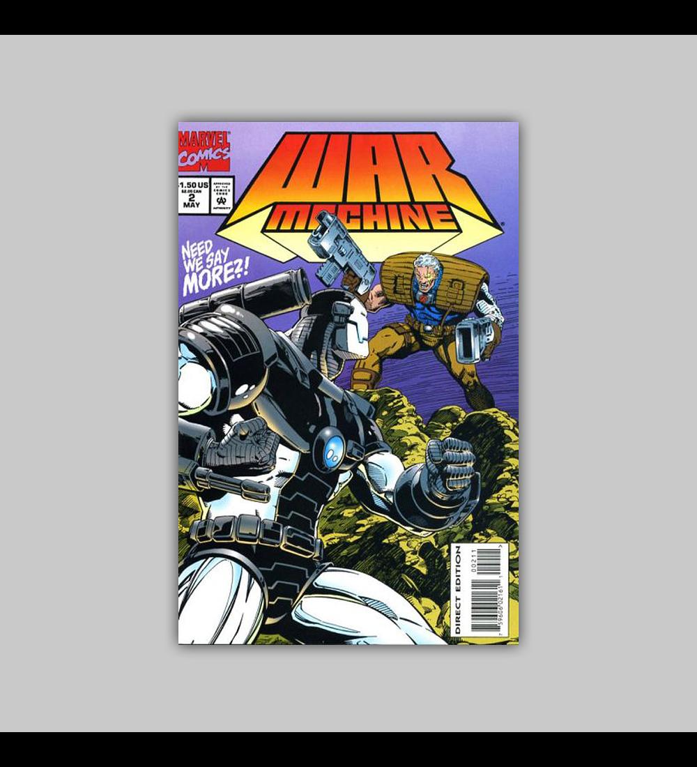 War Machine 2 1994