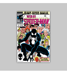 Web of Spider-Man Annual 3 1987