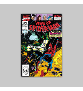 Web of Spider-Man Annual 6 1990