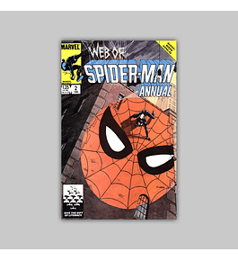Web of Spider-Man Annual 2 1986