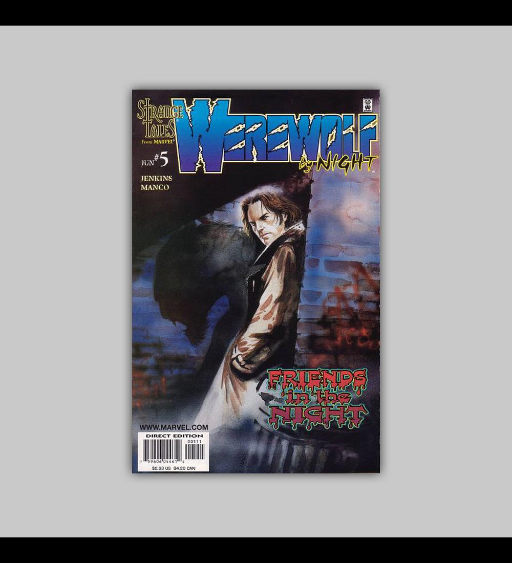 Werewolf by Night 5 1998