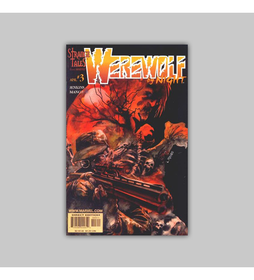 Werewolf by Night 3 1998