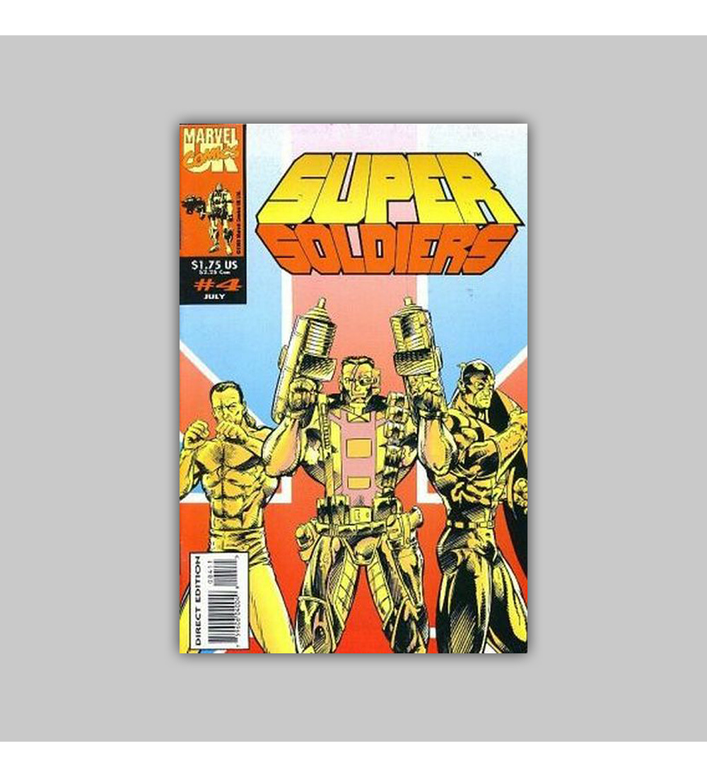 Super Soldiers 4 1993