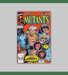 New Mutants 87 FN (6.0) 1990