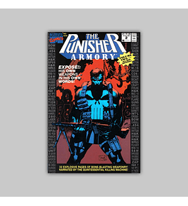 The Punisher Armory 2 1991