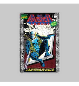 The Punisher Armory 7 1993