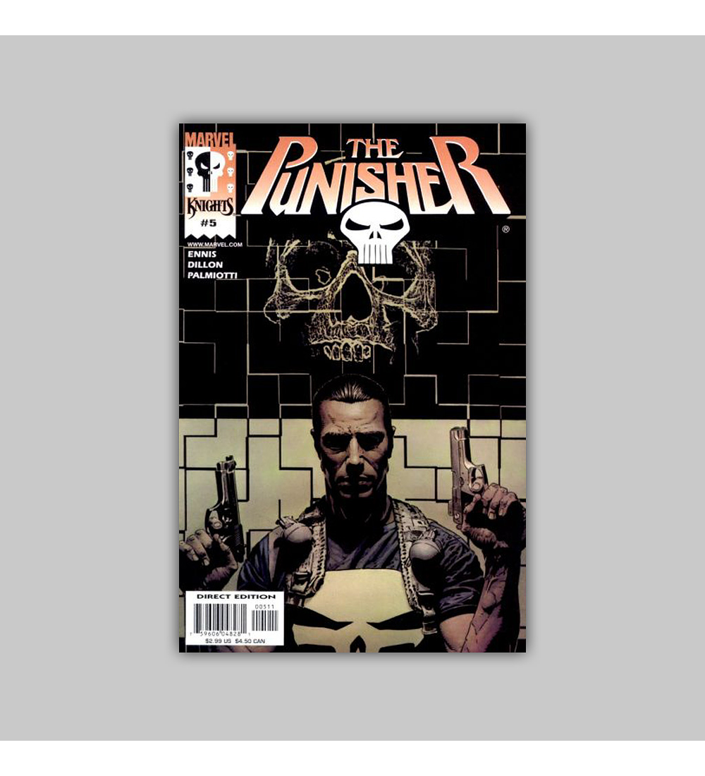 The Punisher (Vol. 3) 5 2000