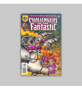 Challengers of the Fantastic 1 1997