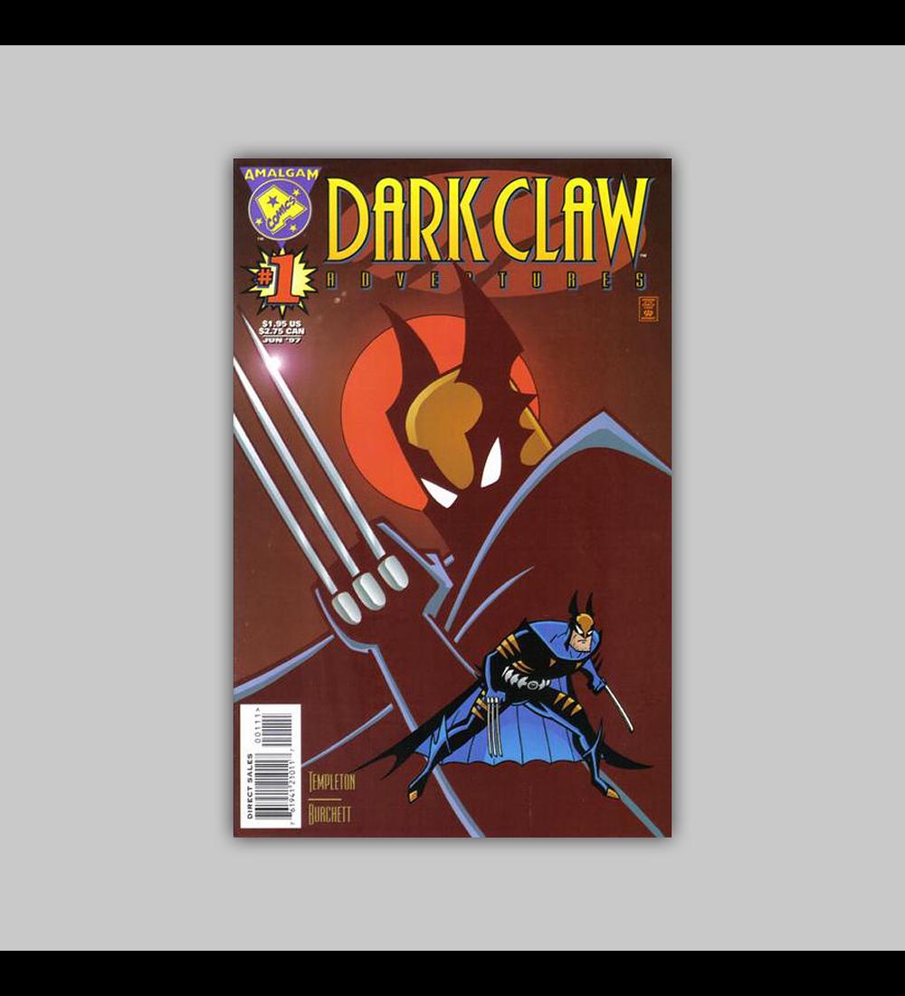 Dark Claw Adventures 1 1997