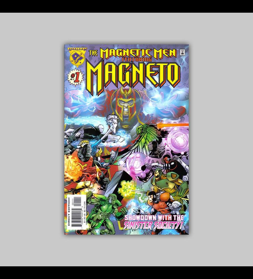 Magnetic Men Featuring Magneto 1 1997